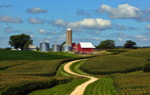 Farm Near Norwalk, Ia